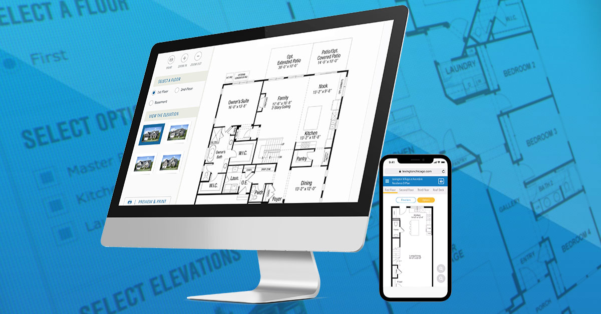 Graphic Language Interactive Floorplan Benefits